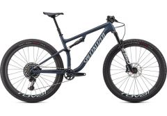 Bicicleta SPECIALIZED Epic EVO Expert - Satin Cast Blue Metallic/Ice Blue M