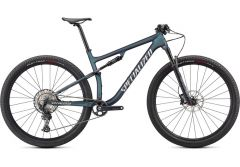 Bicicleta SPECIALIZED Epic Comp - Satin Carbon/Oil Chameleon/Flake Silver M