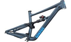 Cadru SPECIALIZED Status 160 - Satin Cast Battleship/Sky Blue S5