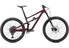 Bicicleta SPECIALIZED Status 160 - Satin Maroon/Charcoal S4
