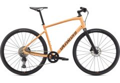 Bicicleta SPECIALIZED Sirrus X 4.0 - Gloss Ice Papaya/Blaze/Satin Black Reflective XL