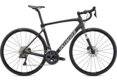 Bicicleta SPECIALIZED Roubaix Expert - Satin Carbon/White 54