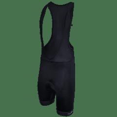 Pantaloni cu bretele FUNKIER Siracusa Active - Negru 2XL