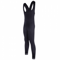 Pantaloni termici cu bretele FUNKIER Alfero Thermal - Negru XL