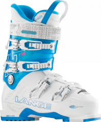 Clapari LANGE XT 90 W - White/Tr. Blue 255