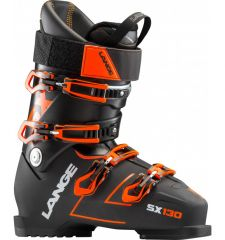 Clapari LANGE SX 130 - Black/Orange 285