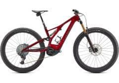 Bicicleta Specialized S-Works Turbo Levo - Red Tint/Satin Black L
