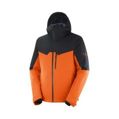 Geaca schi SALOMON Untracked JKT M - Portocaliu XL
