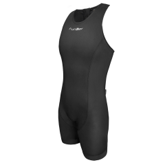Costum triathlon FUNKIER Chiareggio Men Elite - Negru L