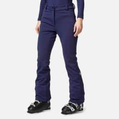 Pantaloni schi ROSSIGNOL Softshell W - Albastru XS