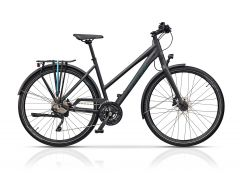 Bicicleta CROSS Quest lady trekking 28'' - 450mm