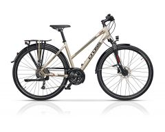 Bicicleta CROSS Travel lady trekking 28'' - 480mm
