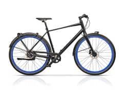 Bicicleta CROSS Traffic urban 28'' - 580mm
