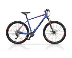 Bicicleta CROSS Fusion X - 27.5'' Mtb - 420mm