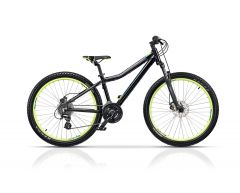 Bicicleta CROSS Rebel boy - 26'' junior - 330mm