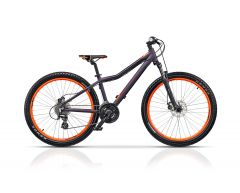 Bicicleta CROSS Rebel girl - 26'' junior - 330mm