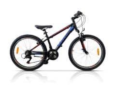 Bicicleta CROSS Boxer 24'' - aluminiu