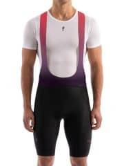 Pantaloni cu bretele SPECIALIZED Men's SL - Sagan Collection: Deconstructivism - Black S