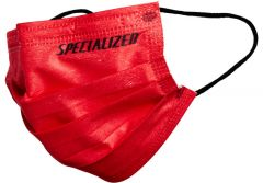 Masca de protectie SPECIALIZED - Red/White (35 buc)