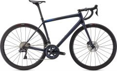 Bicicleta SPECIALIZED Aethos Pro - Ultegra Di2 - Satin Blue Murano/Carbon/Cobalt 54