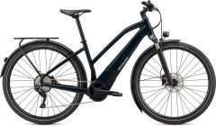 Bicicleta SPECIALIZED Turbo Vado 4.0 Step-Through - Forest Green/Black/Liquid Silver L