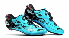 Pantofi ciclism SIDI Shot Carbon Road - Albastru/Negru