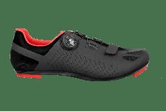 Pantofi ciclism FLR F-11 Pro Road - Negru/Rosu