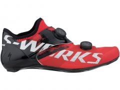 Pantofi ciclism SPECIALIZED S-Works Ares Road - Red