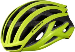 Casca SPECIALIZED S-Works Prevail II MIPS with ANGi - Hyper Green