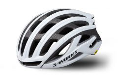 Casca SPECIALIZED S-Works Prevail II MIPS with ANGi - Matte White