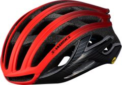 Casca SPECIALIZED S-Works Prevail II MIPS with ANGi - Rocket Red/Crimson/Black