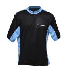Tricou CROSSER CW-17-105 - Negru/Albastru