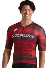 Tricou SPECIALIZED SL R SS Team - Black/Red