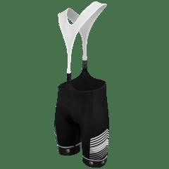 Pantaloni cu bretele FUNKIER Matera-2 Elite - Negru