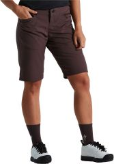 Pantaloni scurti SPECIALIZED Women's Trail - Cast Umber