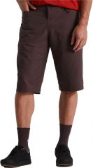 Pantaloni scurti SPECIALIZED Men's Trail W/Liner - Cast Umber