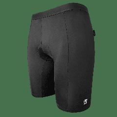 Pantaloni triathlon FUNKIER Tamoil - Negru