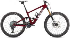 Bicicleta SPECIALIZED S-Works Enduro - Gloss Red Tint/Spectraflair S5