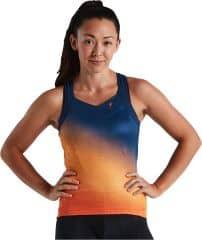 Maiou SPECIALIZED Women's SL - Orange Sunset/Dark Blue