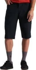 Pantaloni scurti SPECIALIZED Men's Trail w/ Liner - Black 42