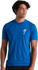 Tricou SPECIALIZED Men's S-Logo SS - Cobalt
