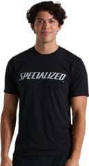 Tricou SPECIALIZED Men's Wordmark - Black