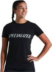 Tricou SPECIALIZED Women's Wordmark - Black