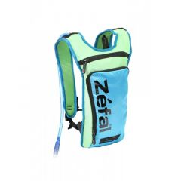 Rucsac hidratare ZEFAL Z-Hydro - Verde/Albastru