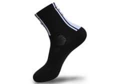 Sosete FLR Elite 9cm - Negru