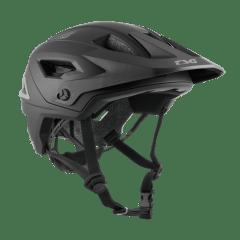 Casca TSG Chatter Solid Color - Satin Black