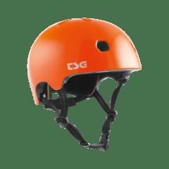 Casca TSG Meta Solid Color - Gloss Orange