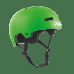 Casca TSG Evolution Solid Color - Satin Lime Green