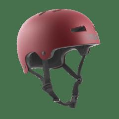 Casca TSG Evolution Solid Color - Satin Oxblood