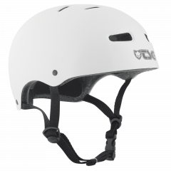 Casca TSG Skate/Bmx Injected Color - Injected White